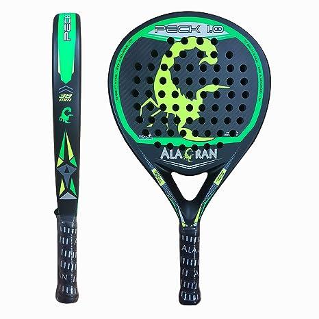 Pala de Padel Profesional Alacran Peck 1.0: Amazon.es: Deportes y ...