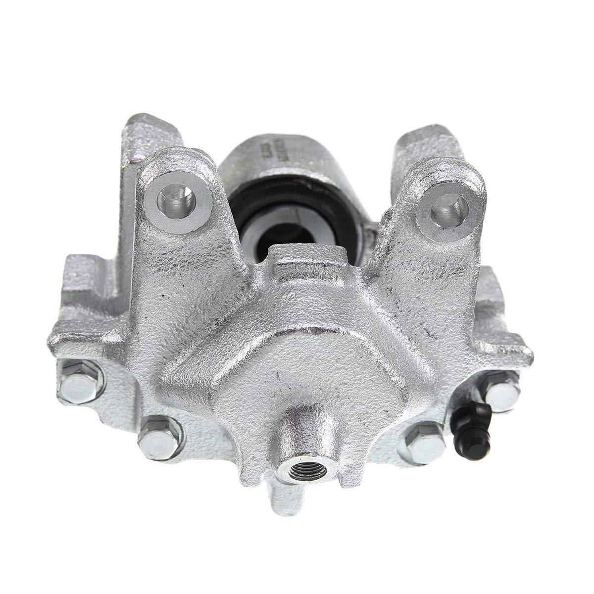 Set of 2 Rear Side Brake Caliper Assembly Fit Mercedes-Benz C230 C240 C280 C320 CLK320 CLK350 CLK430 SLK350