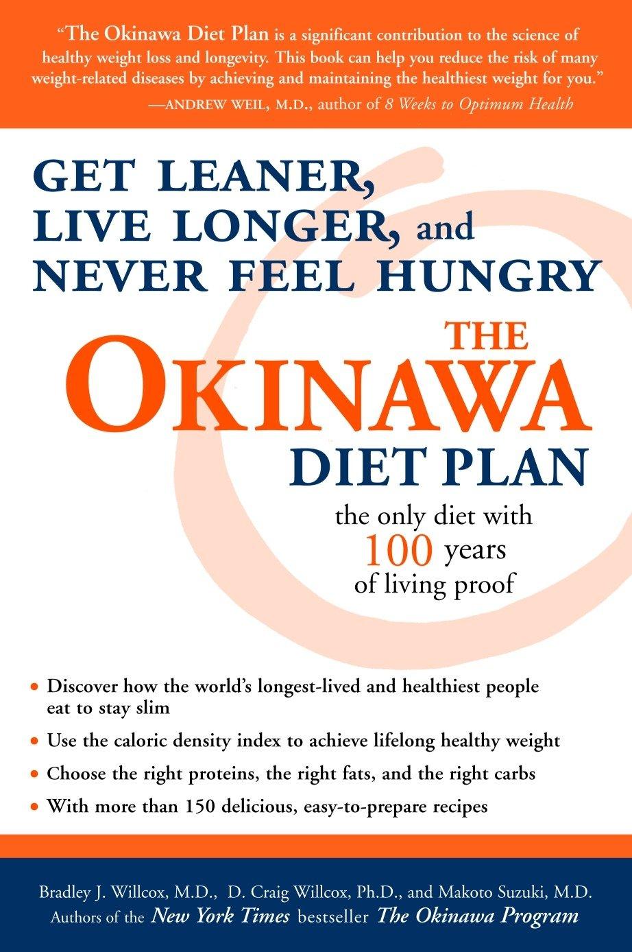 the okinawa diet plan book