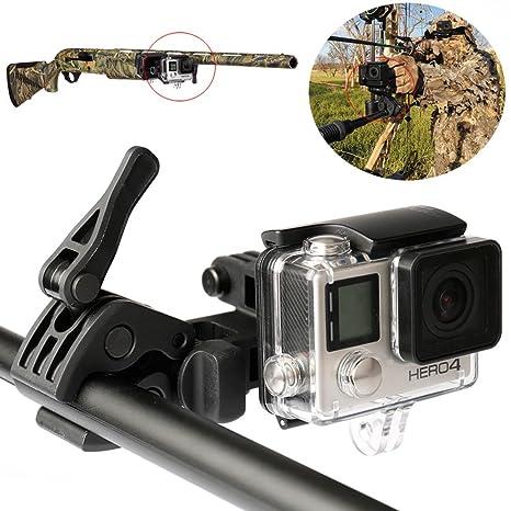Supporto per GoPro con clip di fissaggio a morsetto 34bfb8d12f7d