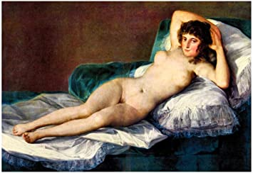 Maja naked 2