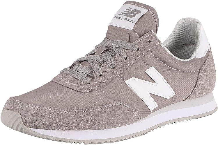New Balance UL720AD, Trail Running Shoe Mens, Blanco Gris, 32 EU: Amazon.es: Zapatos y complementos