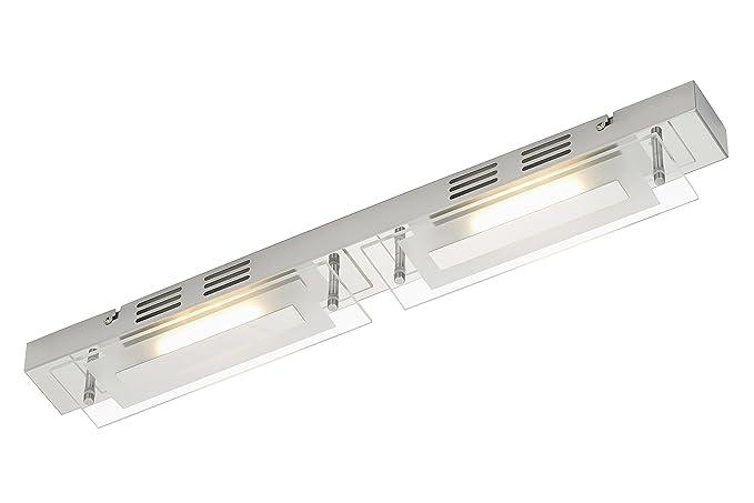 Plafoniere Da Bagno : Briloner leuchten lampada da bagno parete plafoniera