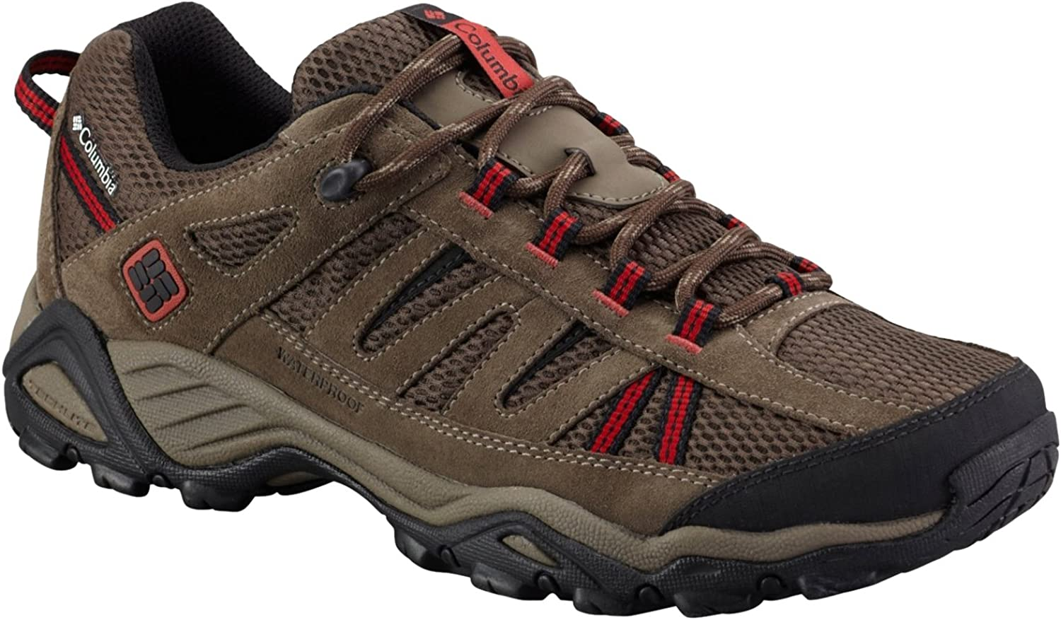 Columbia Men s North Plains Waterproof Trail Shoe