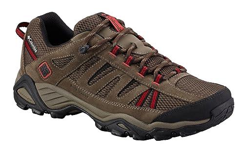 d39a99ceae1 Columbia North Plain WP - Zapatos de Senderismo de Material sintético  Hombre  Amazon.es  Zapatos y complementos