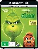 The Grinch (Dr. Seuss') (2018) (4K Ultra HD + Blu-ray)