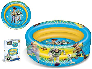 TOY STORY- Hinchable Playa 4-Piscina 3 Anillos 100Cm ...