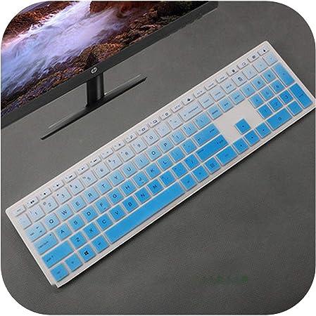 Keyboard Funda protectora para teclado de escritorio para HP ...