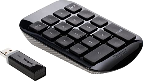 c1b6a670742 Image Unavailable. Image not available for. Color: Targus Wireless Numeric  Keypad
