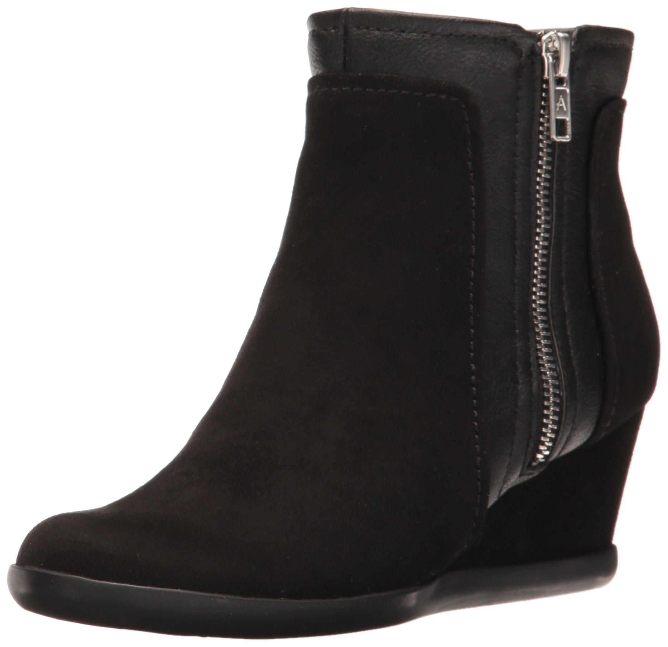 Aerosoles Women's Outfit Boot,Black Combo,10 M US