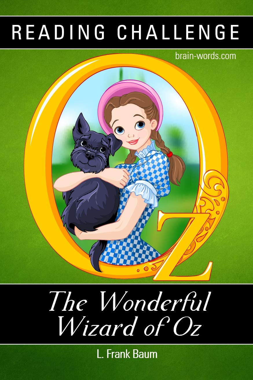 READING CHALLENGE - The Wonderful Wizard of Oz (Illustrated): Read ...