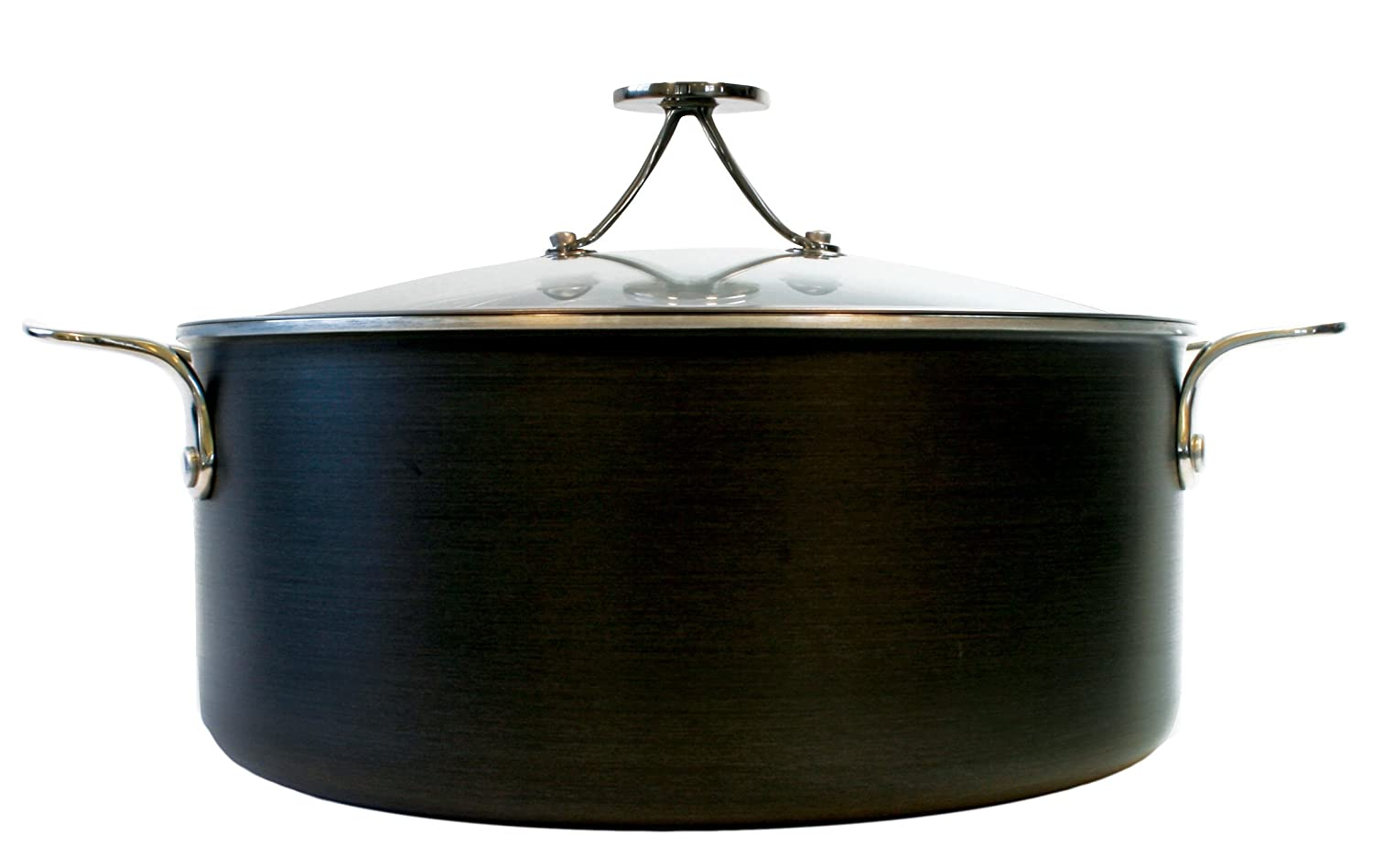 Tyler Florence 8 Quart Steel Clad Dutch Oven with Lid
