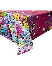 """Unique 59303 Hatchimals Plastic Tablecloth, 84"""" x 54"""""""