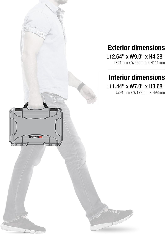 Nanuk 909 Hartschalen Schutzhülle Für Dji Mavic Mini Kamera
