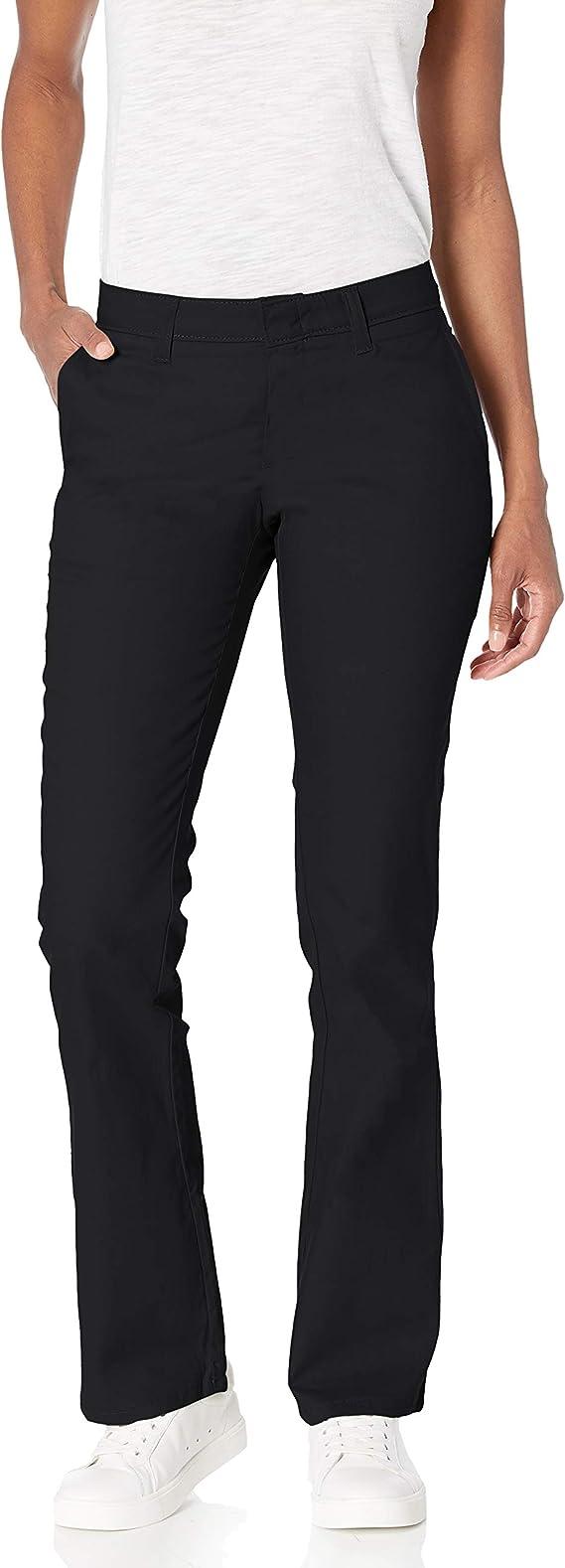 Dickies Pantalón Stretch para Mujer: Amazon.com.mx: Ropa ...