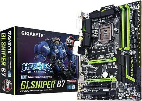 GIGABYTE ATX DDR4 LGA 1151 Motherboards GA-G1.Sniper B7