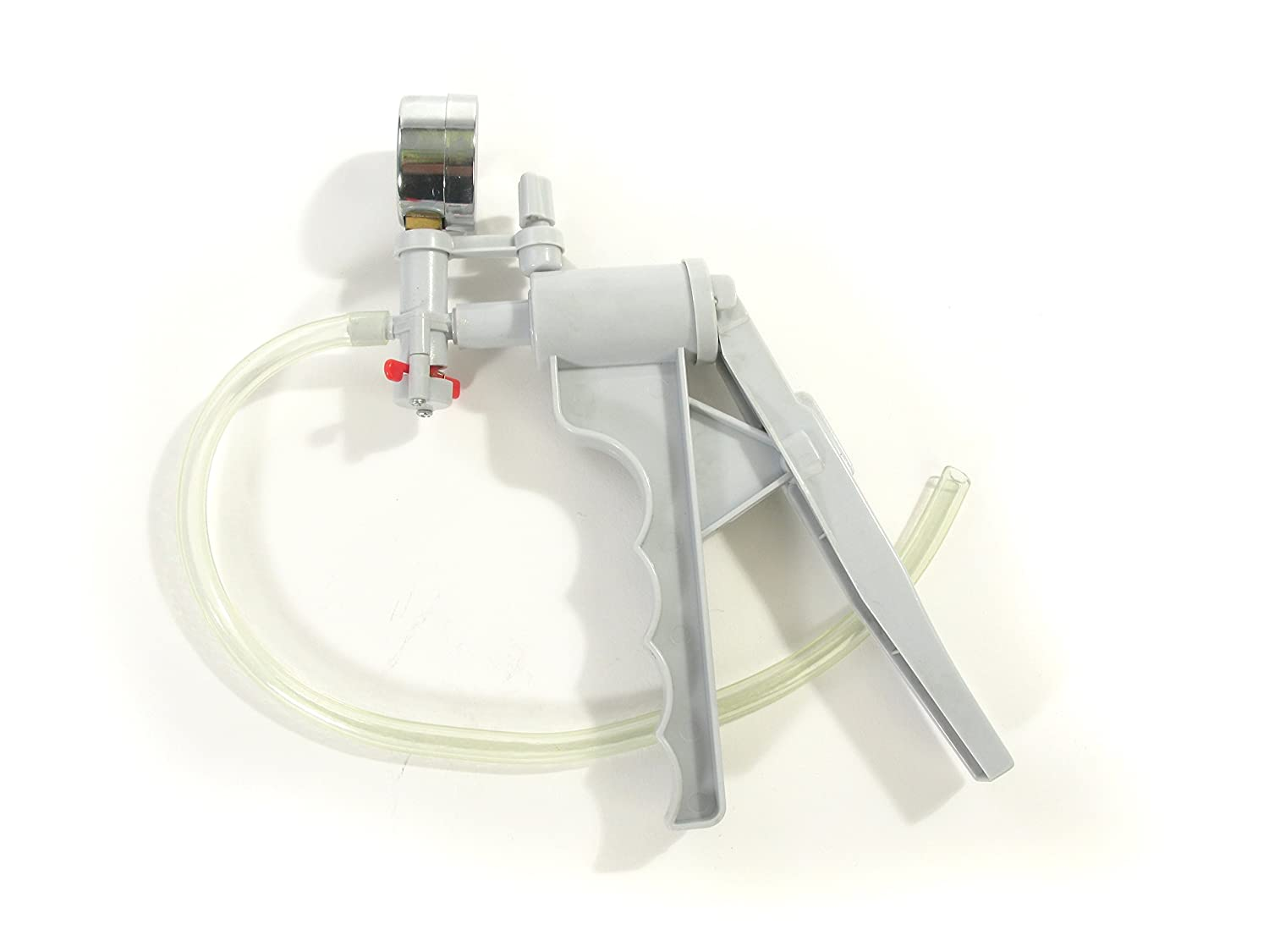 Amazon Vacuum Pump Hand Operated With Pressure Gauge Other Products Everything Else