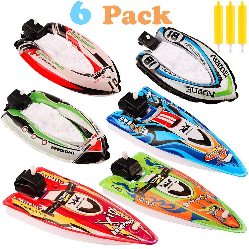 N/ûby 6199 Barcos flotantes Surtido Pack de 2