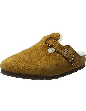 zapatos deportivos 8fa66 a03f0 Zapatillas de estar por casa de mujer | Amazon.es