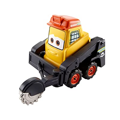 Disney Planes Fire and Rescue Blackout Die-cast Vehicle: Toys & Games