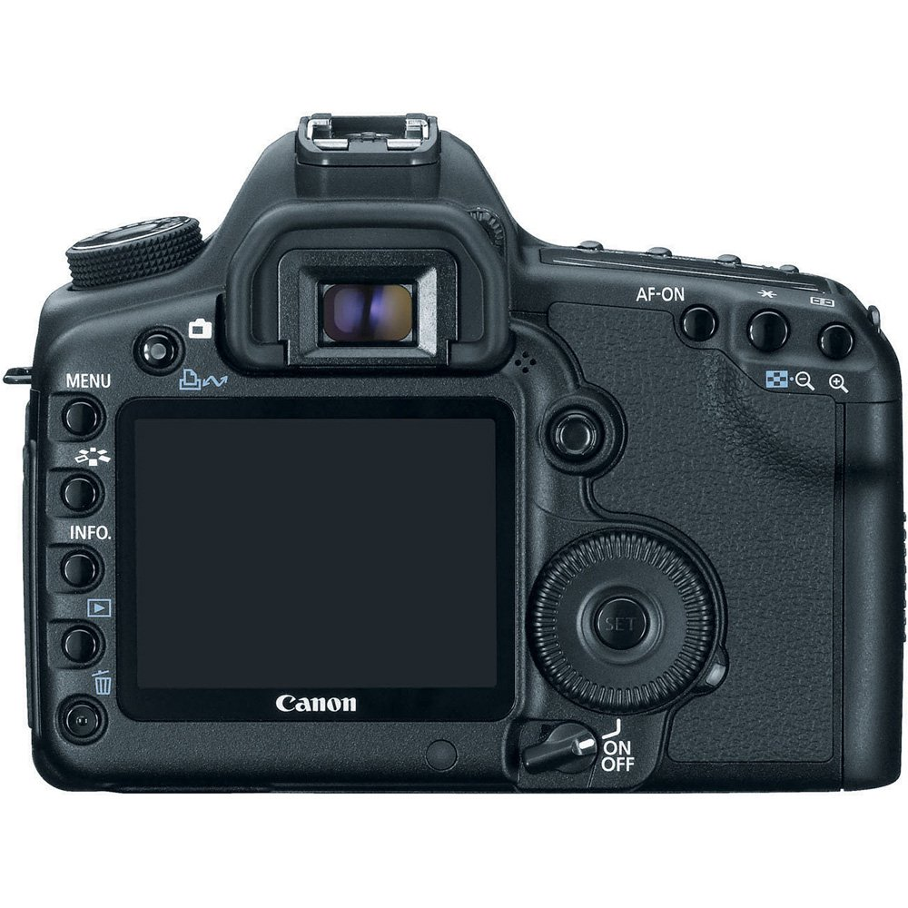 Amazon.com : Canon EOS 5D Mark II Full Frame DSLR Camera (Body Only) (OLD  MODEL) : Camera & Photo