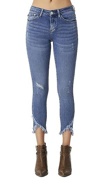 Amazon.com: Judy Blue - Pantalones vaqueros para mujer con ...