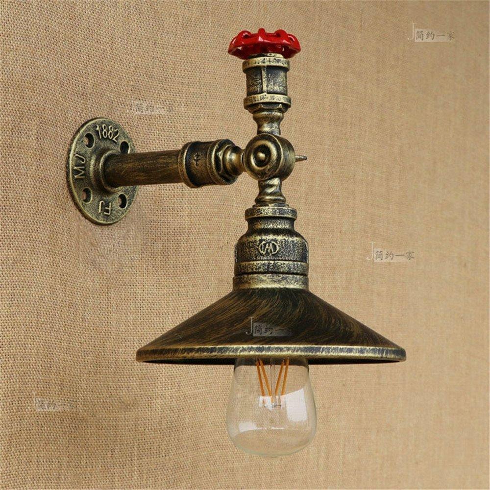 Avanthika E27 Wall Sconces Mounted Wall Lamps Loft Living Room Wall ...