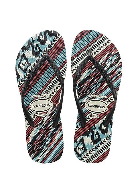 Zapatos blancos Havaianas Slim infantiles 7V4Wm