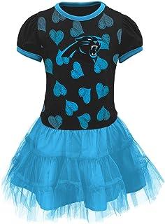 Outerstuff NFL Carolina Panthers Love to Dance Infant Girl Tutu Dress f767617c7