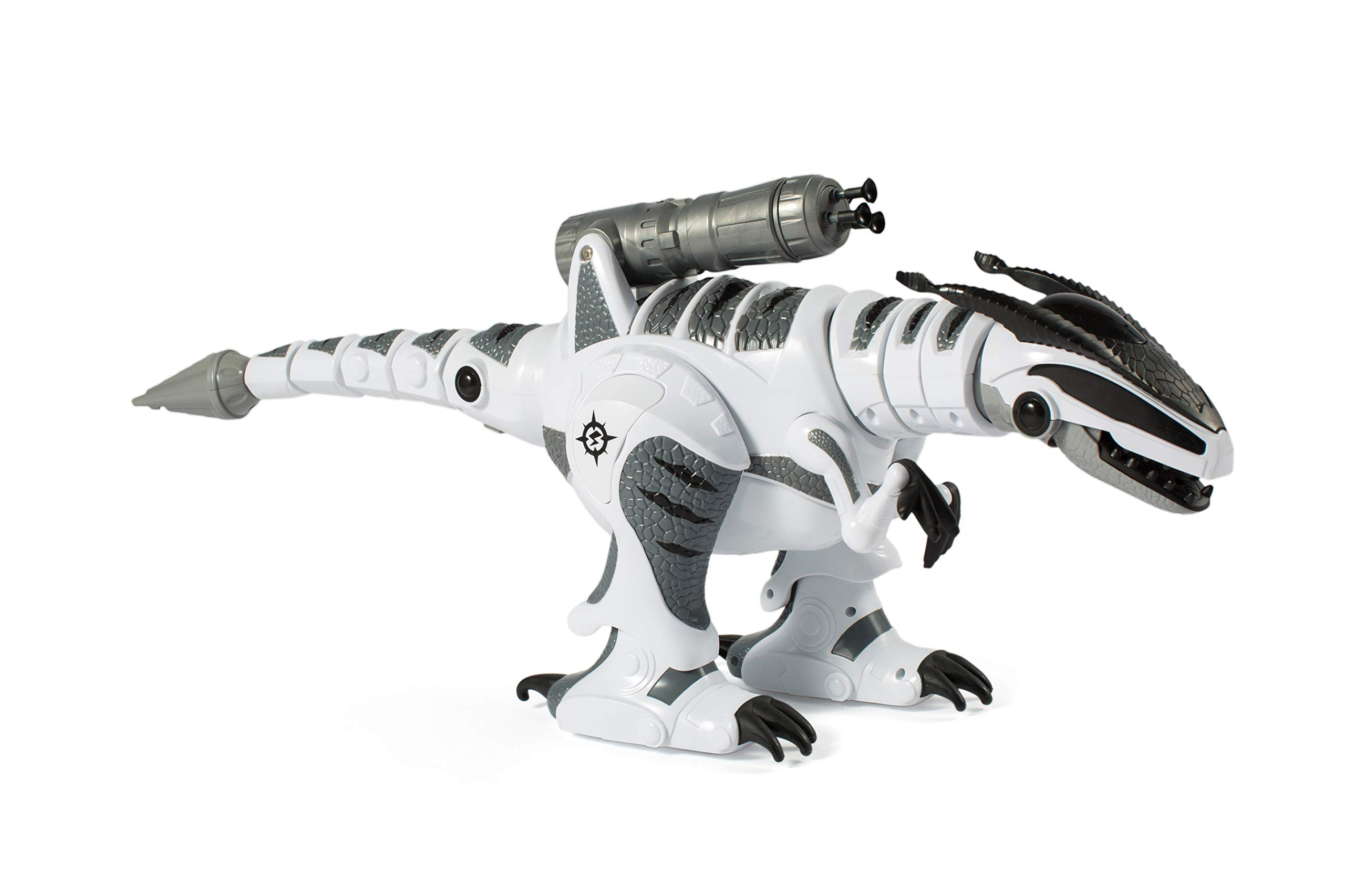 NBD Corp RC Robot Dinosaur That's an Intelligent and Interactive Smart Toy Remote Control Robot That Walks, Dances, Sings and Has A Fight Mode