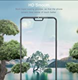 Original Premium OnePlus 6 Tempered Glas 5D Full Glue OnePlus 6 Tempered Glass, Full Edge-Edge Screen Protection for 1+6 OnePlus 6 [ with 1 Year True Warranty ] by Case Factory [ in Stock ]
