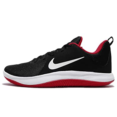 Nike Fly Men's Low Red/Black Mesh Shoes