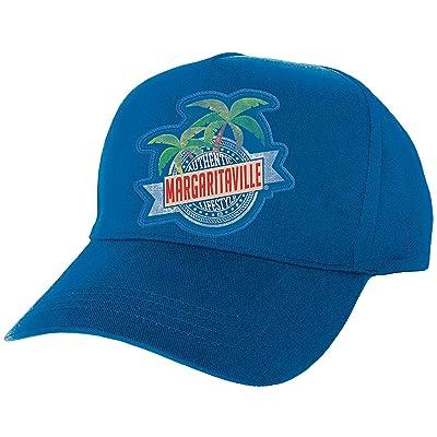 amscan Margaritaville Baseball Hat, Multicolor: Toys & Games