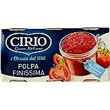 Cirio Polpa Fine 400Grx3