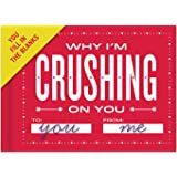 Knock Knock Why I'm Crushing on You Fill in the Love Journal (50088)