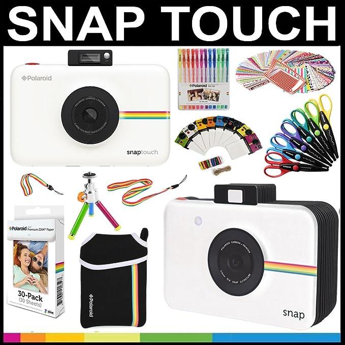Polaroid Snap Touch Sofortdruck Kamera Geschenk Paket Elektronik