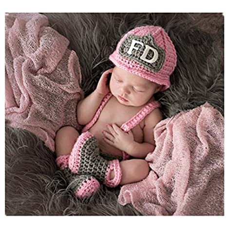Fashion recién nacido niño niña bebé disfraz fotografía accesorios ...