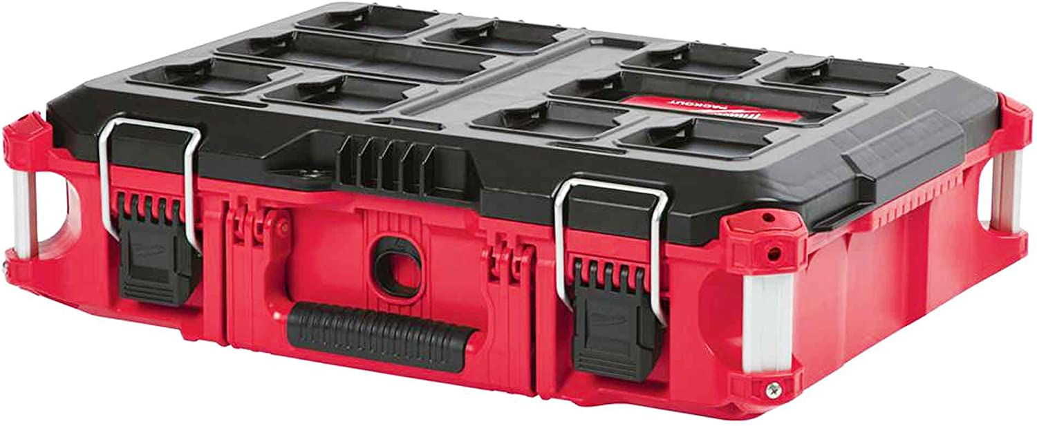 """Milwaukee Electric Tool 48-22-8424 Pack out Tool Box, 22"""""""