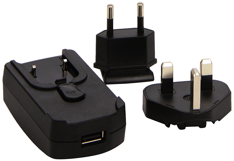 Garmin 010-10635-01 - Cargador (USB, 230 V, Negro) Garmin Iberia S.A.U.
