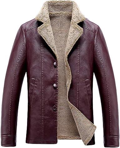 Genuine Soft Lambskin Leather Contrast Belt Flared Dress