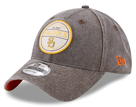 competitive price 41a41 2fe05 Image Unavailable. Image not available for. Color  San Diego Padres New Era  MLB 9Twenty  quot Cooperstown ...