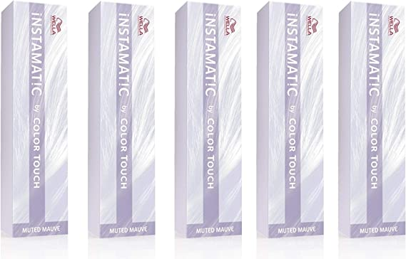 Wella Professionals Color Touch Instamatic Muted Mauve ...