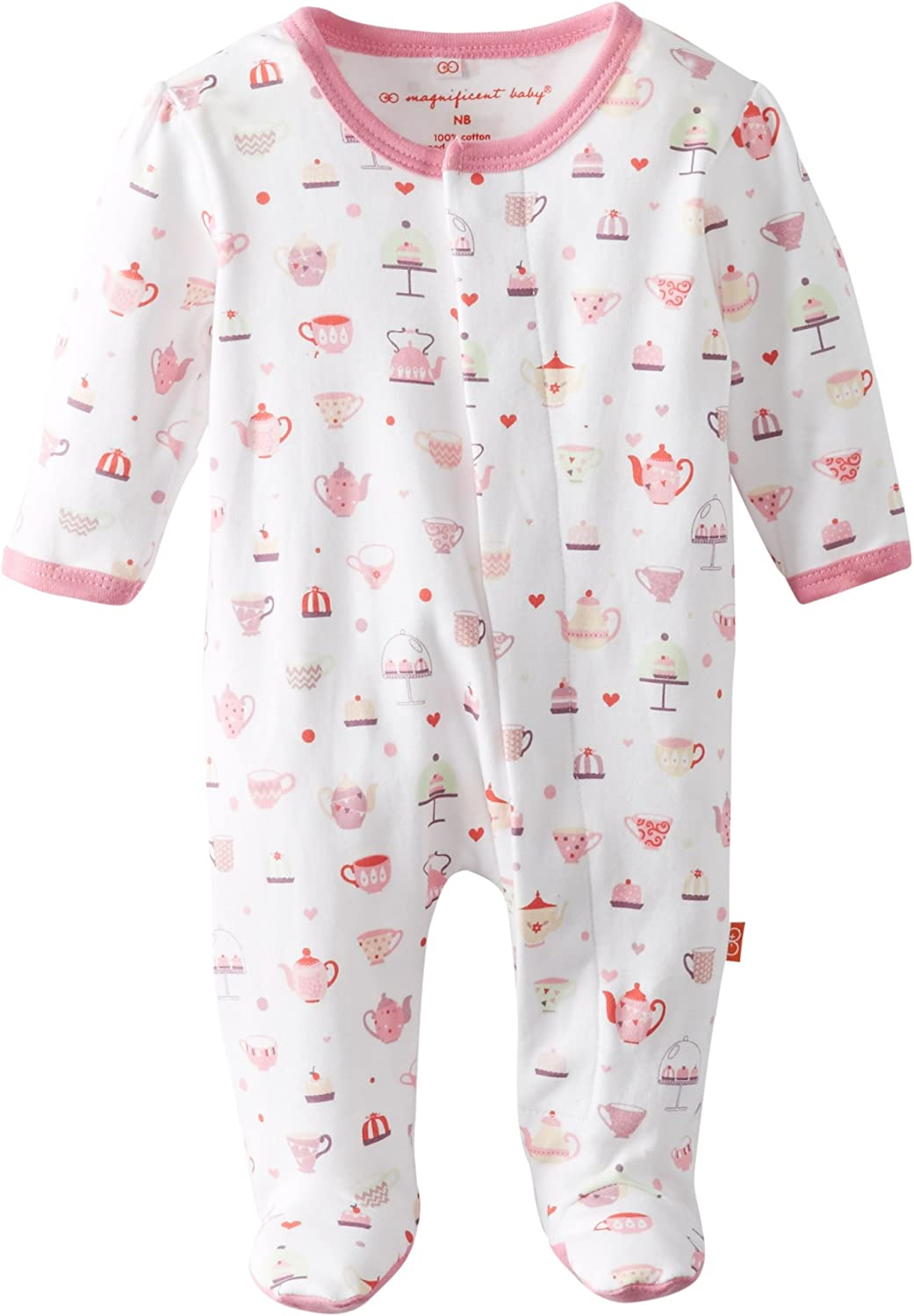 Magnificent Baby Unisex Newborn Footie
