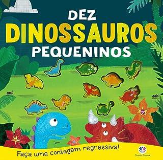 Dez dinossauros pequeninos: faça uma contagem regressiva!