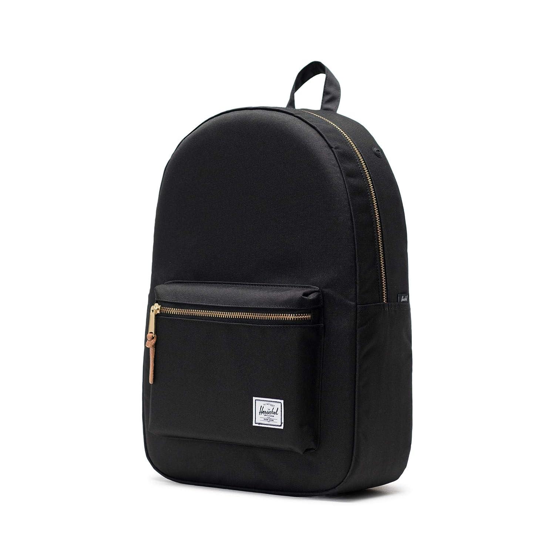 Amazon.com   Herschel Settlement Backpack - Black Gridlock   Casual Daypacks b7c32d2171