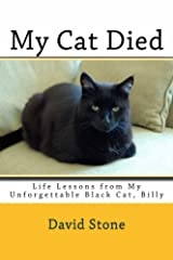 My Cat Died: Life Lessons from My Unforgettable Black Cat, Billy Kindle Edition