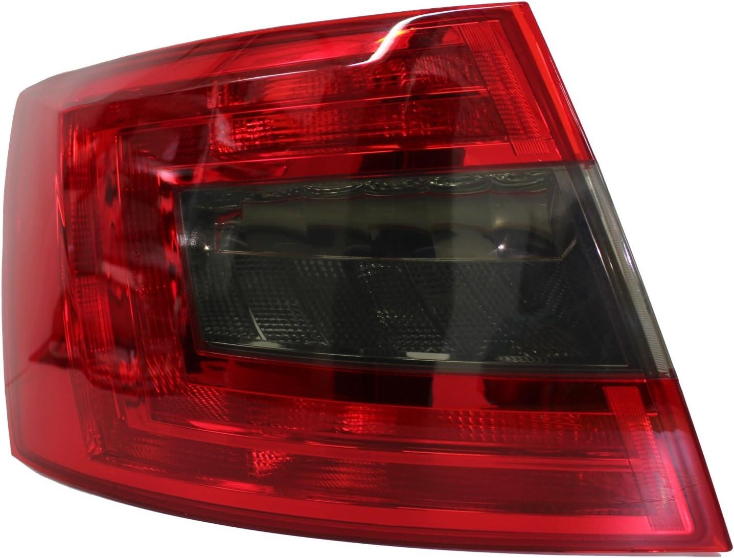Finest Folia Rückleuchten Folien Set Scheinwerfer Aufkleber Tönungsfolie Passgenau Dark Grey C021 Limousine Vor Facelift Auto