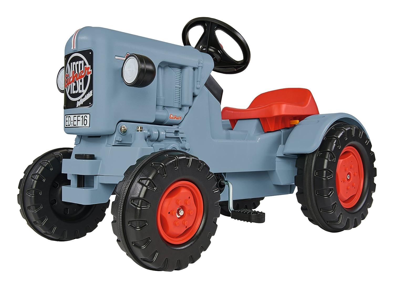 BIG Trettraktor - BIG Eicher Traktor