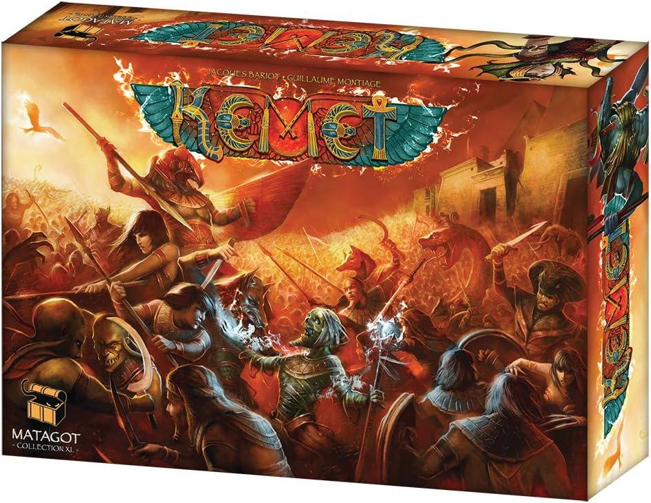 Kemet - English Deutsch Francais Nederlands: Amazon.es: Juguetes y juegos