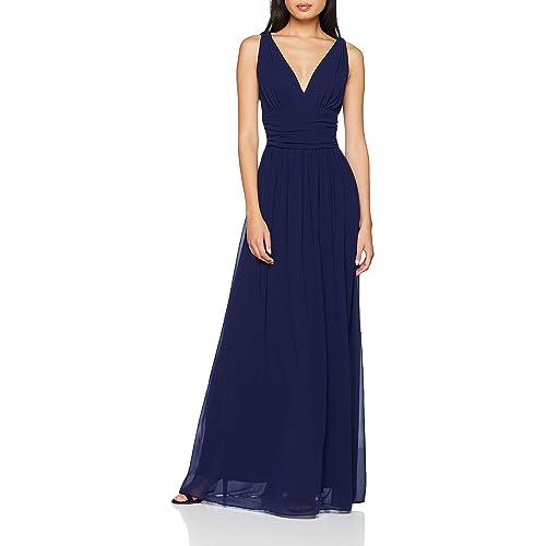 Long Formal Dresses Navy Blue: Amazon.com